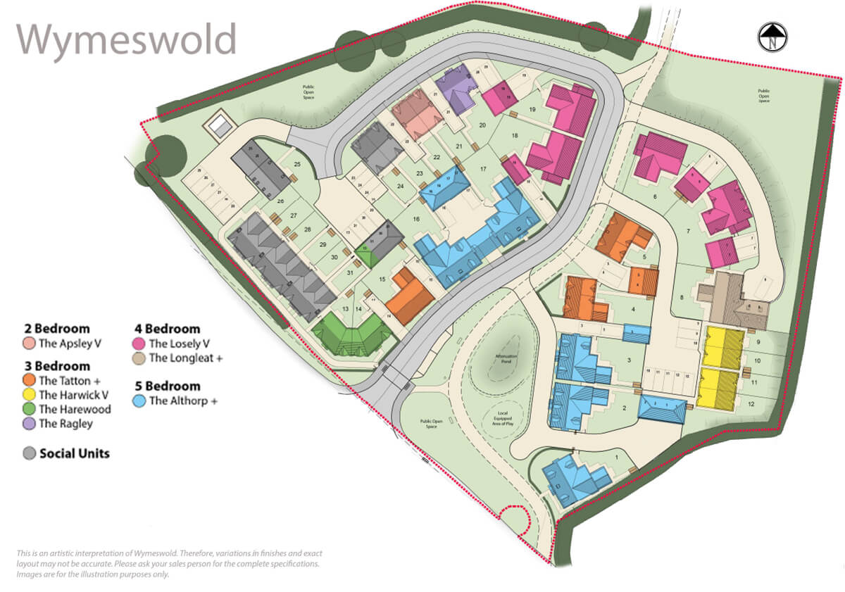 Marketing Site Plan